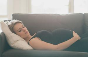 relax pregnancy